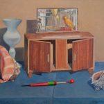 La pittura di Costantino Baldino e l'arte di chi sa aspettare