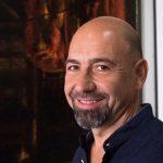 Davide Frisoni Pittore Presidente commissione Cultura Rimini
