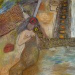 Faro-Angelina-Silvestre-Giorgio-Bertozzi-Neoartgallery- l'uomo del faro