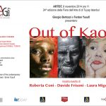 Out of Kaos  Artist 2014 Istanbul Tuyap