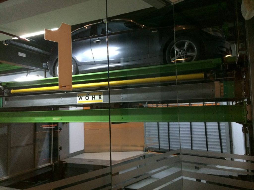 Istanbul Garage Giorgio Bertozzi