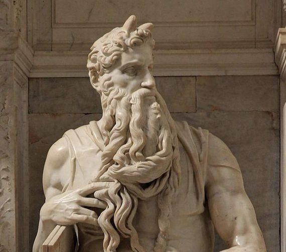 Michelangelo Buonarroti Mose Giorgio Bertozzi Neoartgallery 1